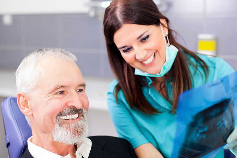 implant supported dentures in mar vista